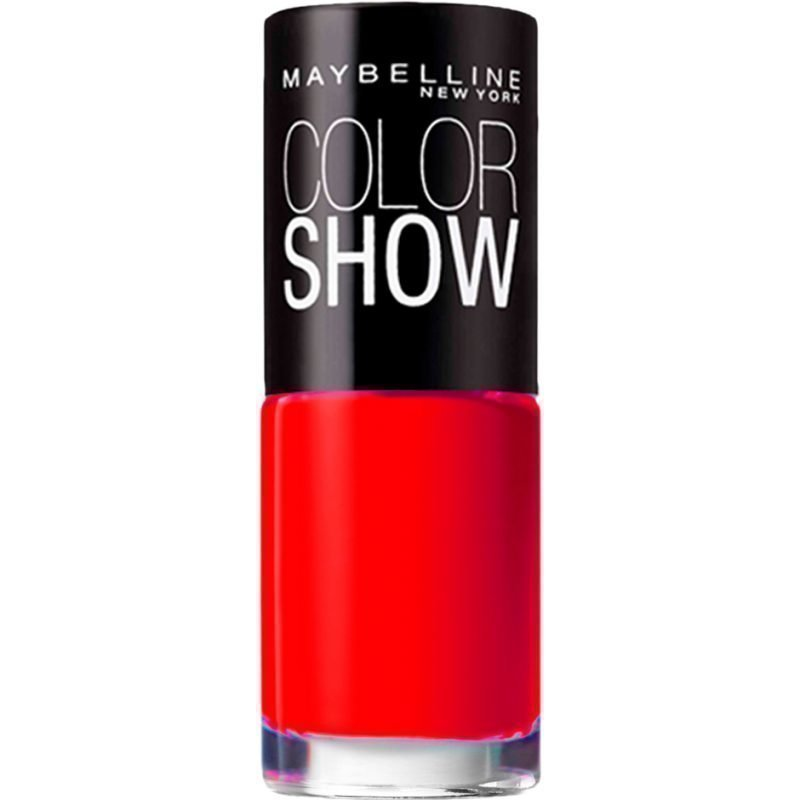 Maybelline Color Show Nail Polish 352 Downtown Red 7ml
