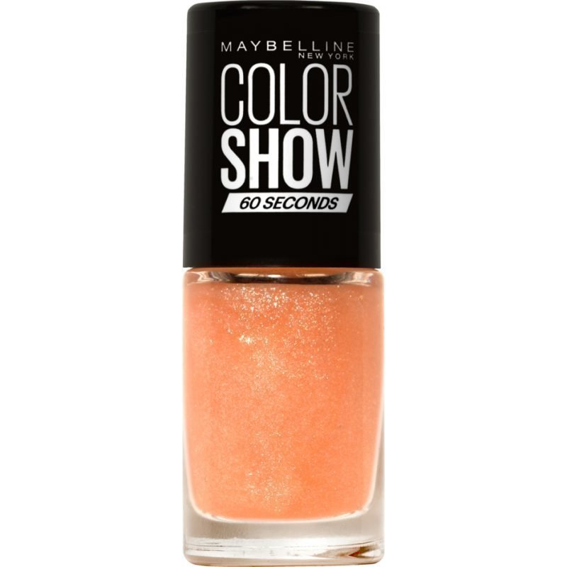 Maybelline Color Show Nail Polish 46 Sugar Crystals 7ml