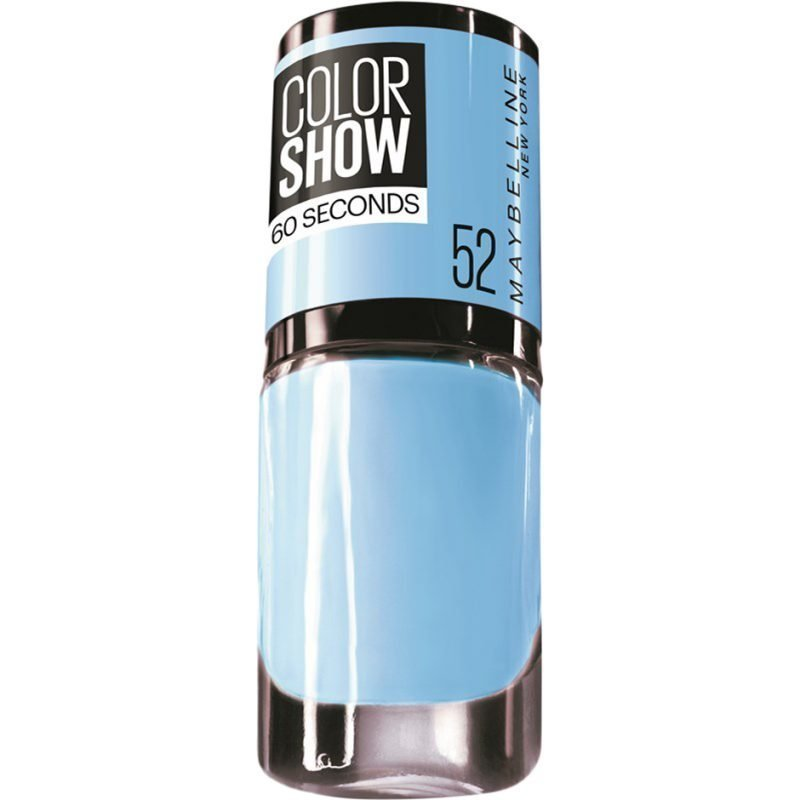 Maybelline Color Show Nail Polish 52 It´s A Boy 7ml