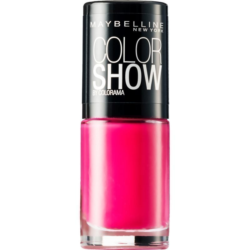 Maybelline Color Show Nail Polish 6 Bubblicious 7ml