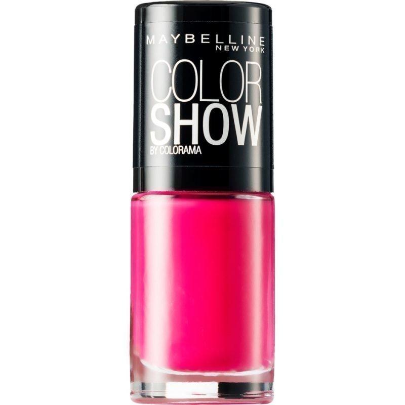 Maybelline Color Show Nail Polish 6 Bubblicious 7ml