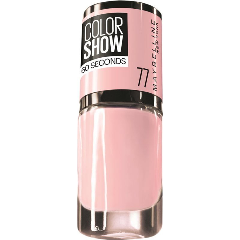 Maybelline Color Show Nail Polish 77 Nebline 7ml