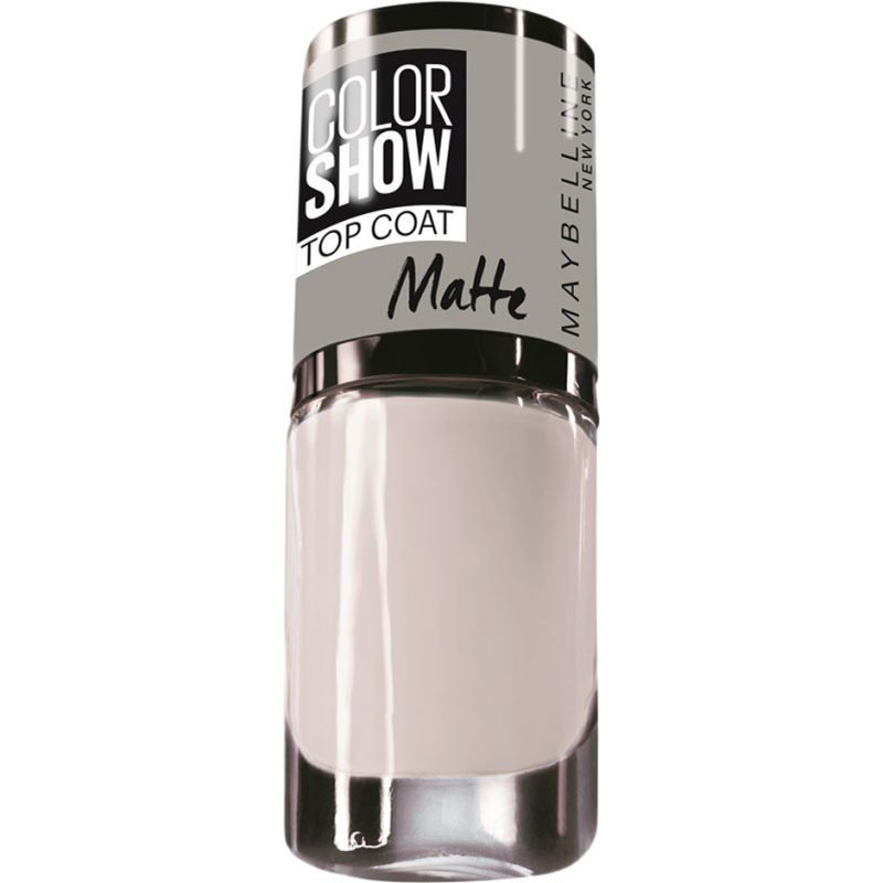 Maybelline Color Show Nail Polish 81 Matte About It 7ml