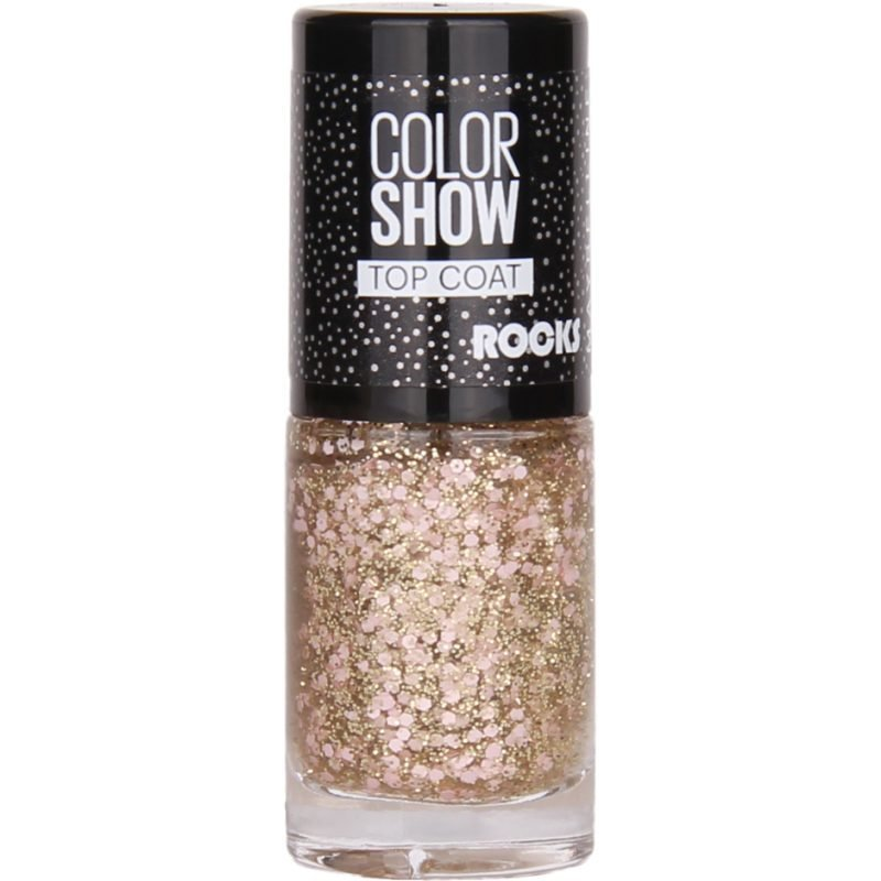 Maybelline Color Show Nail Polish 92 Rose Rocks 7ml