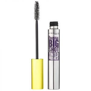 Maybelline Colossal Big Shot Fibre Mascara Primer 01 Black Fibre 9.5 Ml