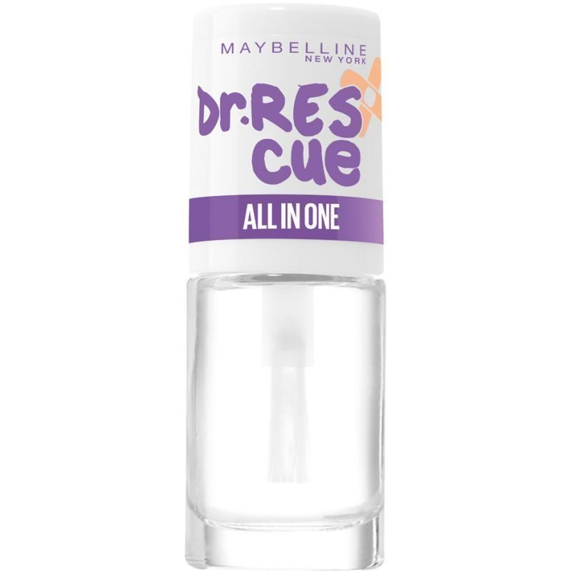 Maybelline Dr Rescue Nail Polish All In One 7ml