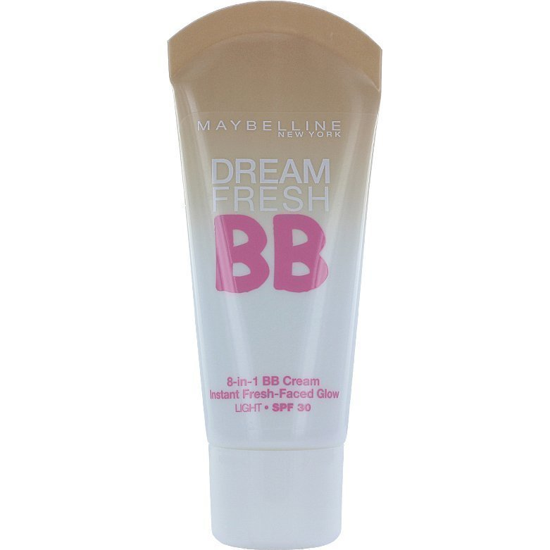 Maybelline Dream Fresh BB Cream Light Skin 30ml