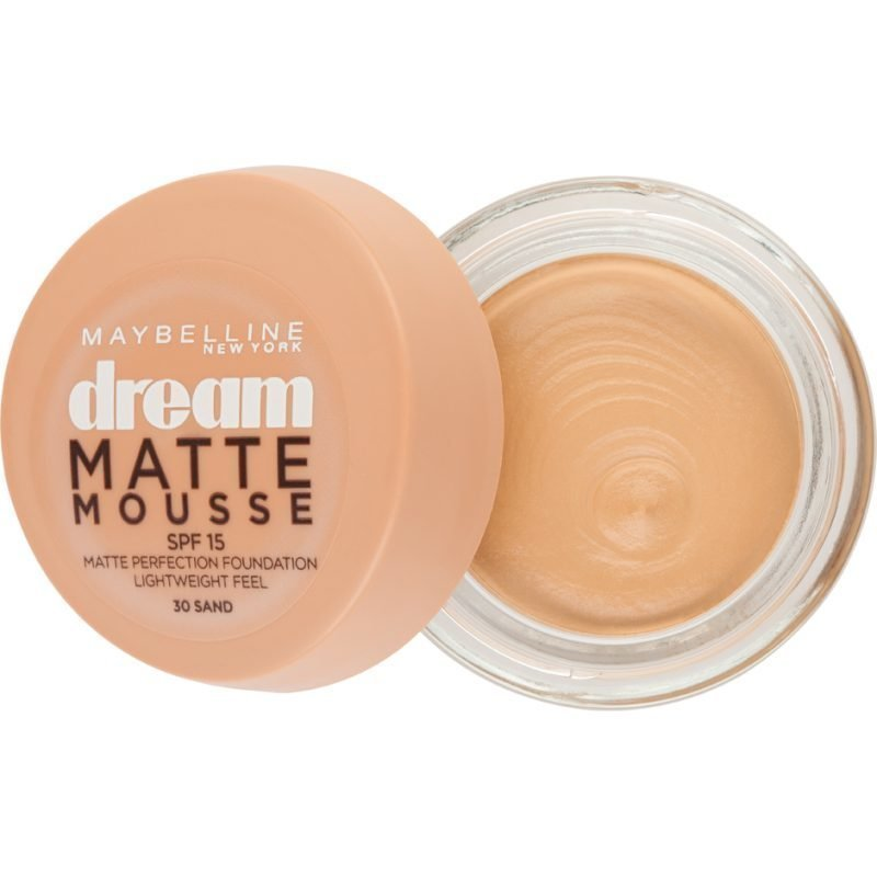 Maybelline Dream Matte Mousse Foundation 30 Sand