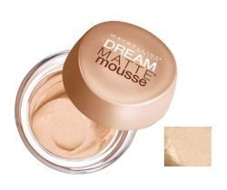 Maybelline Dream Matte Mousse Ivory