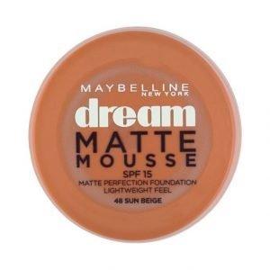Maybelline Dream Matte Mousse Meikkivoide 18 ml