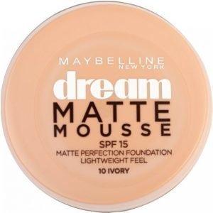 Maybelline Dream Matte Mousse Meikkivoide