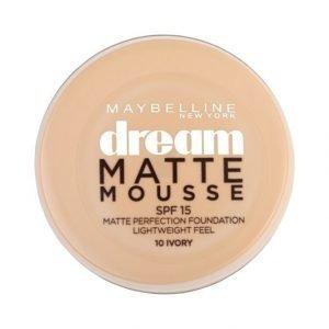 Maybelline Dream Matte Mousse Meikkivoide Ivory