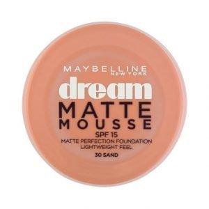 Maybelline Dream Matte Mousse Meikkivoide Sand