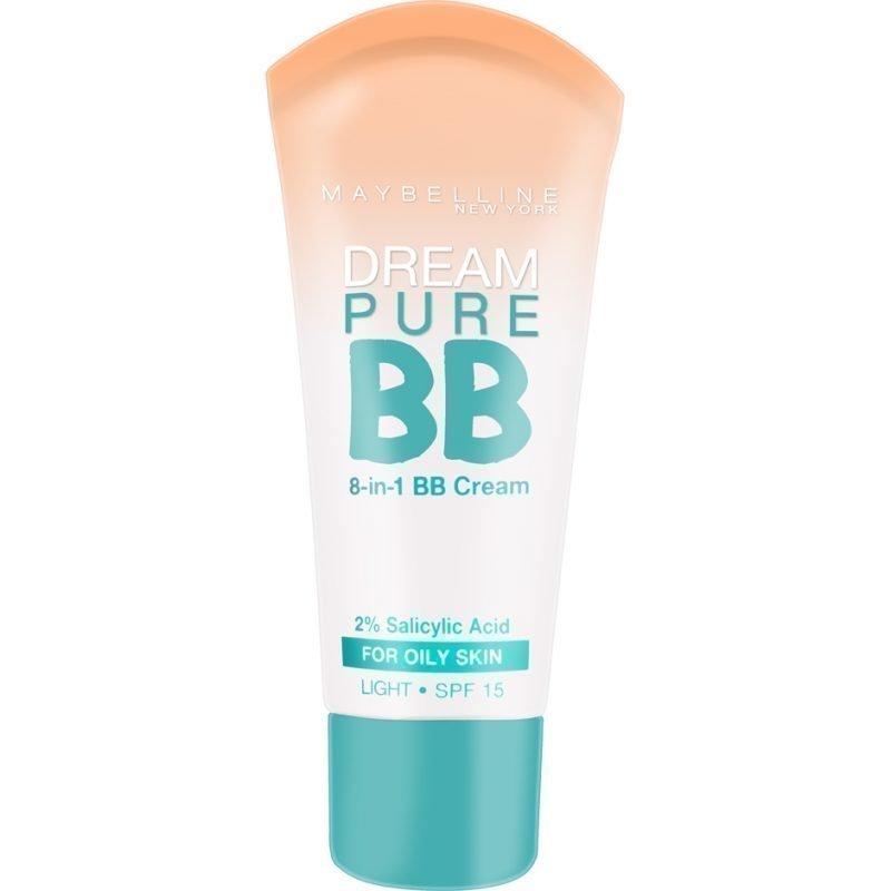 Maybelline Dream Pure 8-In-1 BB Cream Light 30ml