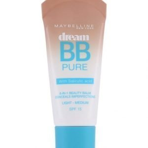 Maybelline Dream Pure Bb Voide 30 ml Light Medium