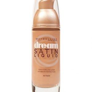 Maybelline Dream Satin Liquid Meikkivoide 30 ml