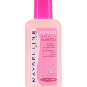 Maybelline Express Nail Polish Remover Kynsilakanpoistoaine