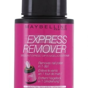 Maybelline Express Remover Kynsilakanpoistoaine