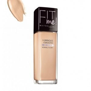 Maybelline Fit Me Foundation Luminous & Smooth Meikkivoide Ivory