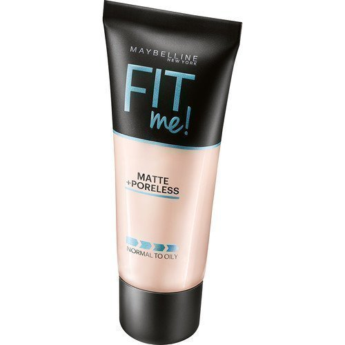 Maybelline Fit Me Matte + Poreless Foundation 120