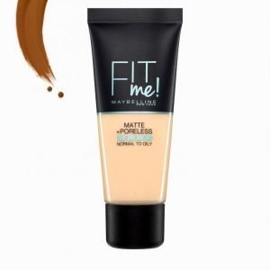 Maybelline Fit Me Matte & Poreless Foundation 30 Ml Meikkivoide Mocha
