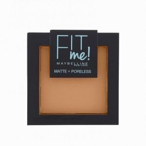 Maybelline Fit Me Matte & Poreless Powder Puuteri Caramel