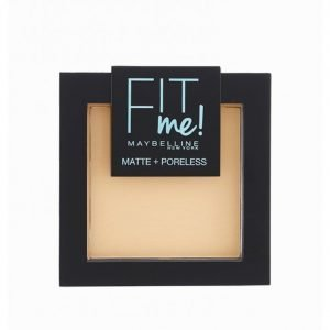 Maybelline Fit Me Matte & Poreless Powder Puuteri Classic Ivory