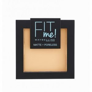 Maybelline Fit Me Matte & Poreless Powder Puuteri Natural Beige