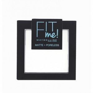 Maybelline Fit Me Matte & Poreless Powder Puuteri Translucent