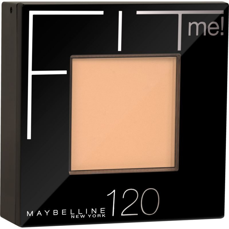 Maybelline Fit Me Powder 120 Classic Ivory 9g
