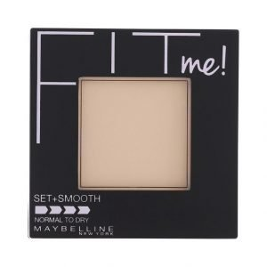 Maybelline Fit Me Set + Smooth Puuteri Classic Ivory