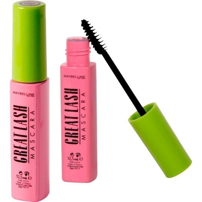 Maybelline Great Lash Mascara Very Black 12ml
