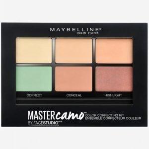 Maybelline Master Camo Correcting Kit Peiteväripaletti