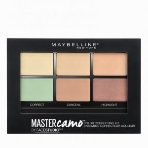 Maybelline Master Camo Correcting Kit Peitevoide Light