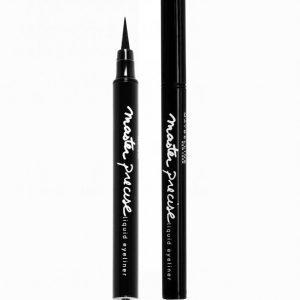 Maybelline Master Precise Liquid Eyeliner Silmänrajauskynä Musta