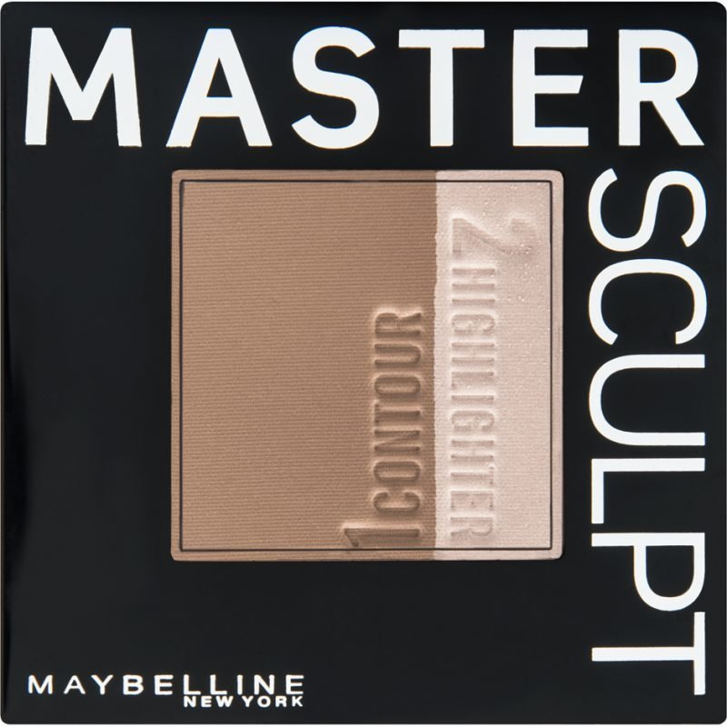 Maybelline Master Sculpt Contouring 1 Light/Medium 9g