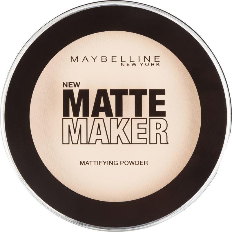 Maybelline Matte Maker Mattifying Powder 10 Classic Ivory 16g