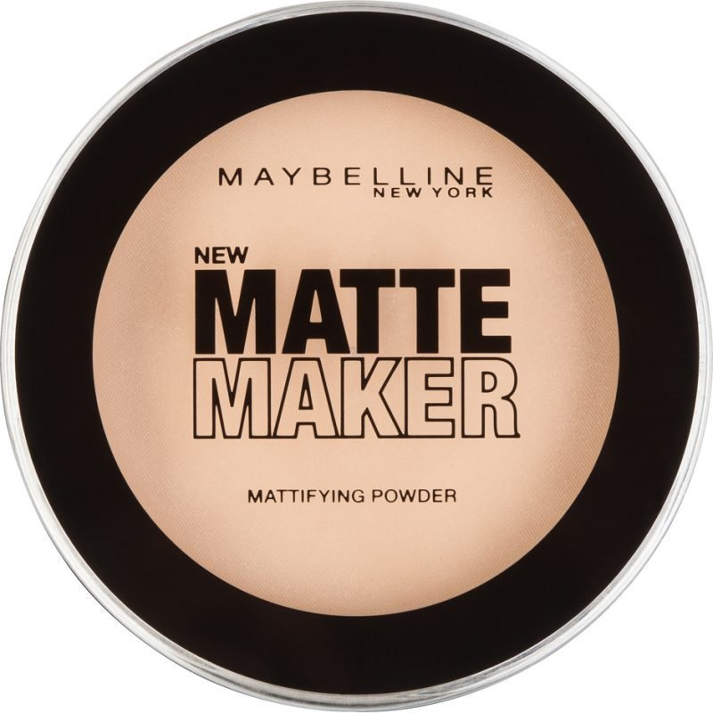 Maybelline Matte Maker Mattifying Powder 20 Nude Beige 16g