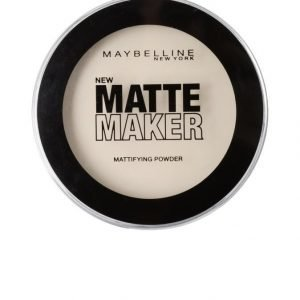 Maybelline Matte Maker Puuteri Classic Ivory
