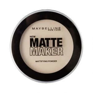 Maybelline Matte Maker Puuteri Natural Beige