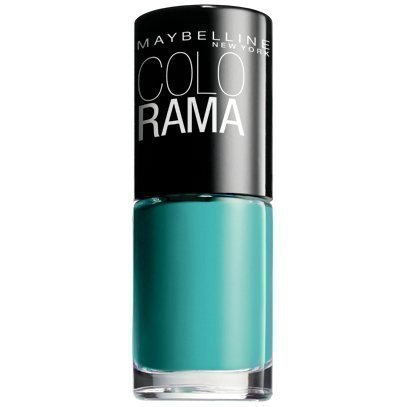 Maybelline New York Colo Rama 120 Urban Turquoise