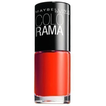 Maybelline New York Colo Rama 341 Orange Attack