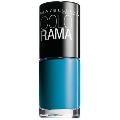 Maybelline New York Colo Rama 654 Super Power Blue