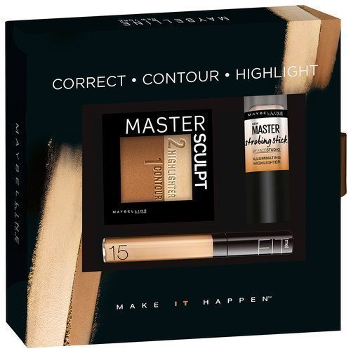 Maybelline New York Contour & Strobing Gift Box