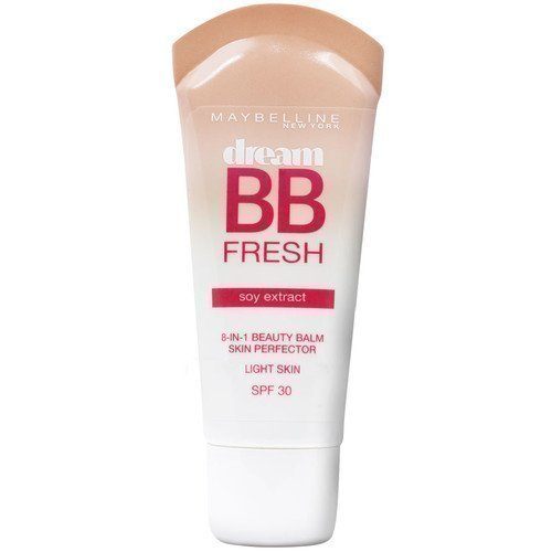 Maybelline New York Dream Fresh 8-in-1 BB Cream Light