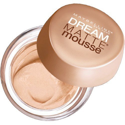 Maybelline New York Dream Matte Mousse Foundation 030 Sand