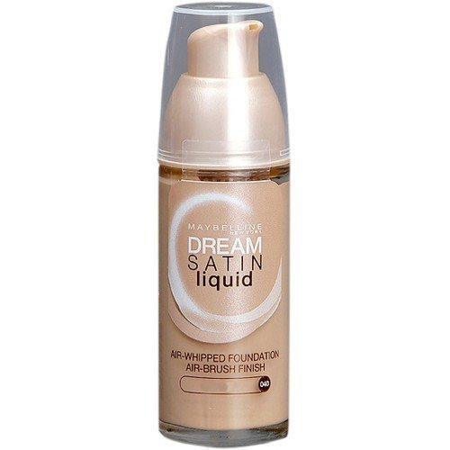 Maybelline New York Dream Satin Liquid Foundation True Ivory