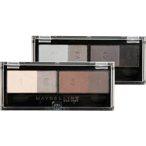 Maybelline New York Eyestudio Quads Eyeshadow Smokey Black