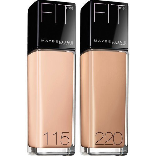 Maybelline New York FIT Me Foundation 125 Nude Beige