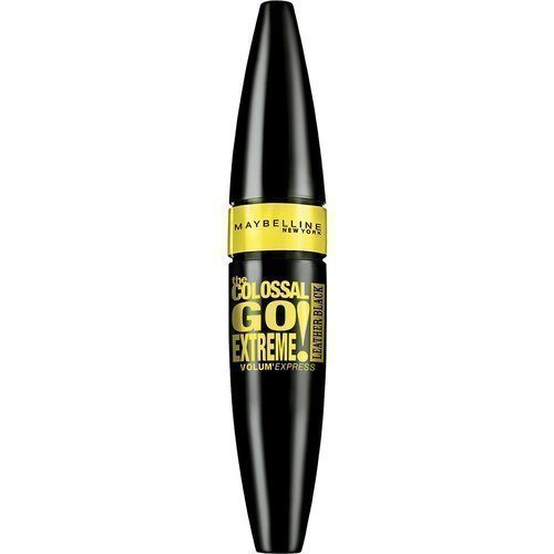 Maybelline New York The Colossal Go Extreme Volume! Leather Black Mascara